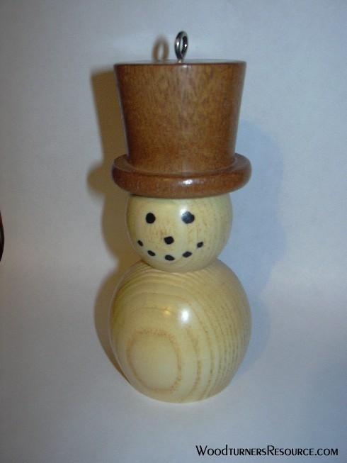2011 C&T Snowman Ornament