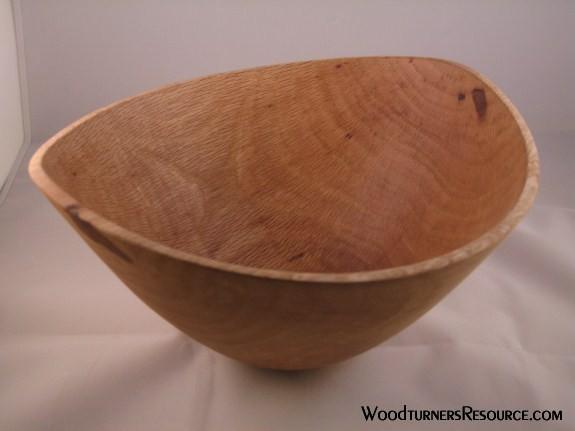Tan Oak Bowl