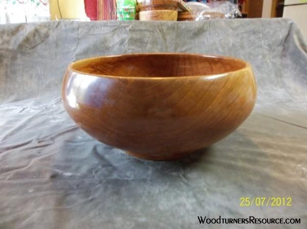 Large Bowl- Az. ash