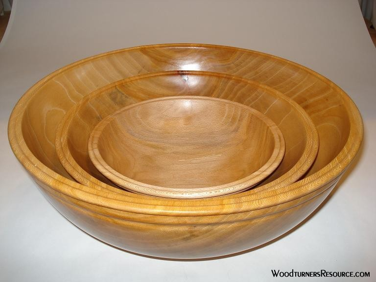 Sycamore Nesting Bowl Set