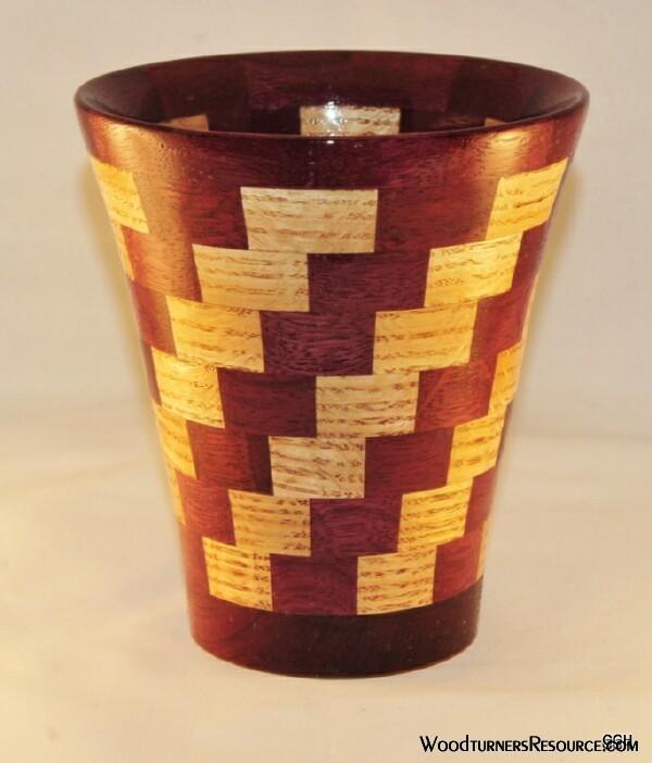 Segmented Vase