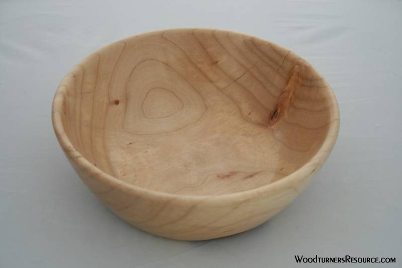 simple sycamore bowl