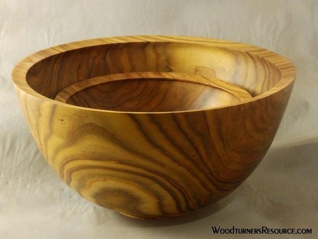 Nested Sumac Bowls