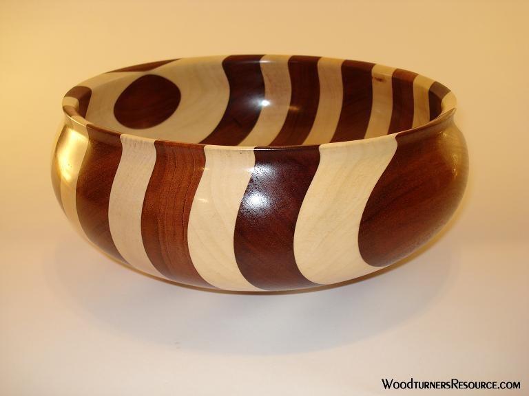 Brazilian Cherry & Maple Heirloom Bowl