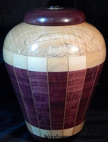 Urn for my friend Joyce