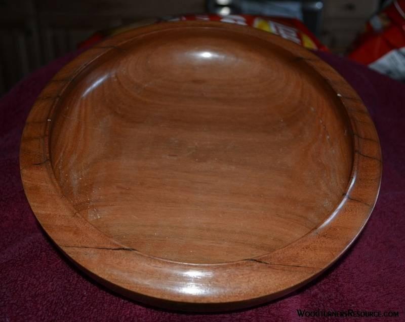 Red Iron Bark Dish