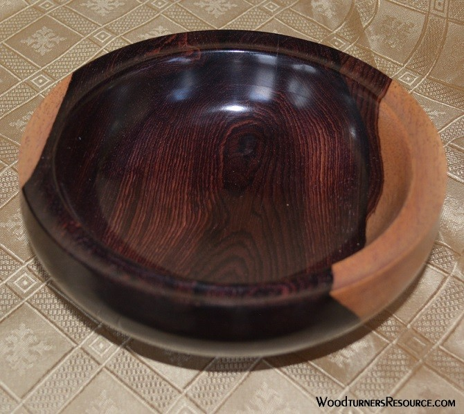 King Wood Bowl