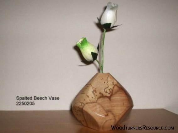6 sided vase
