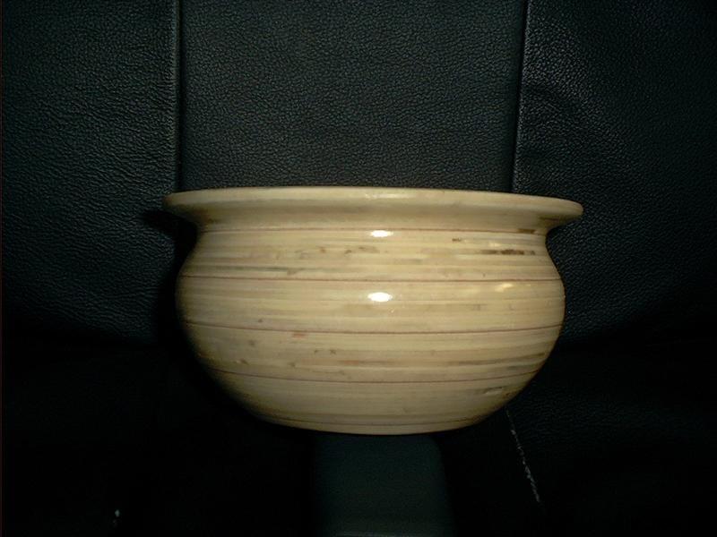 Plywood Bowl