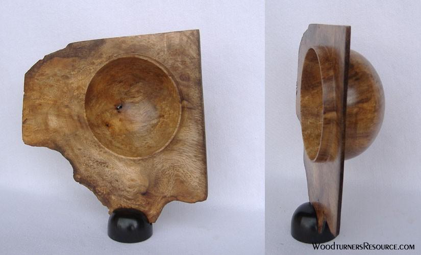 Camphor NE/square edge bowl