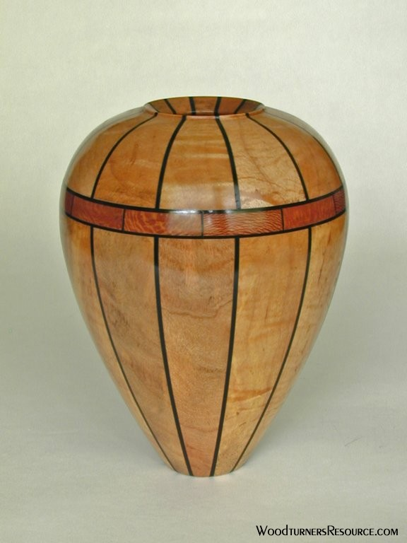 Segmented Hollow Form
