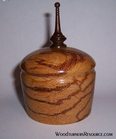 Marblewood box