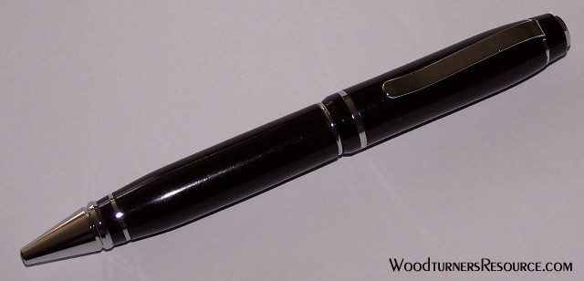 Ebony pen