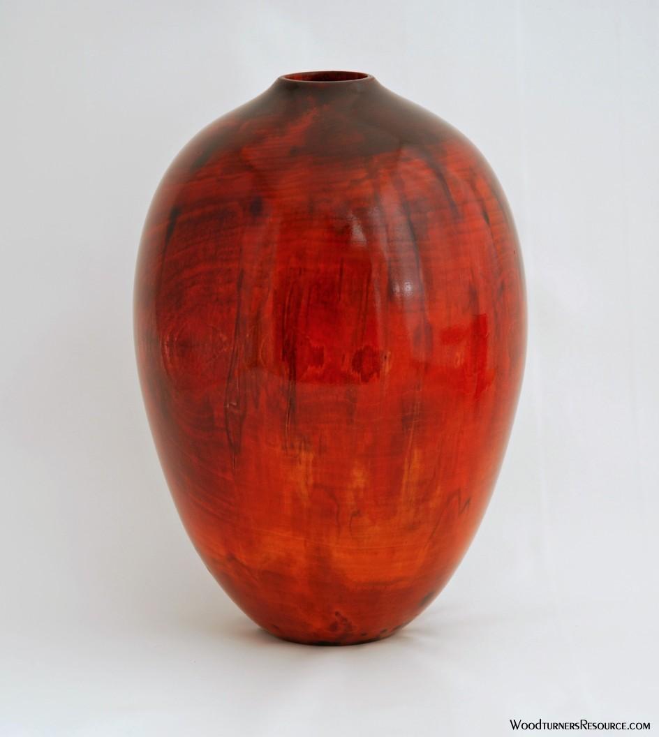 Dyed Poplar Hollow Form 5241