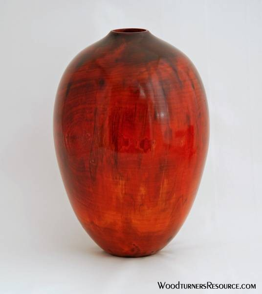 Dyed Poplar Hollow Form 5241