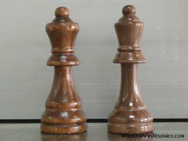 Duplicate Queen for my most used chess set.