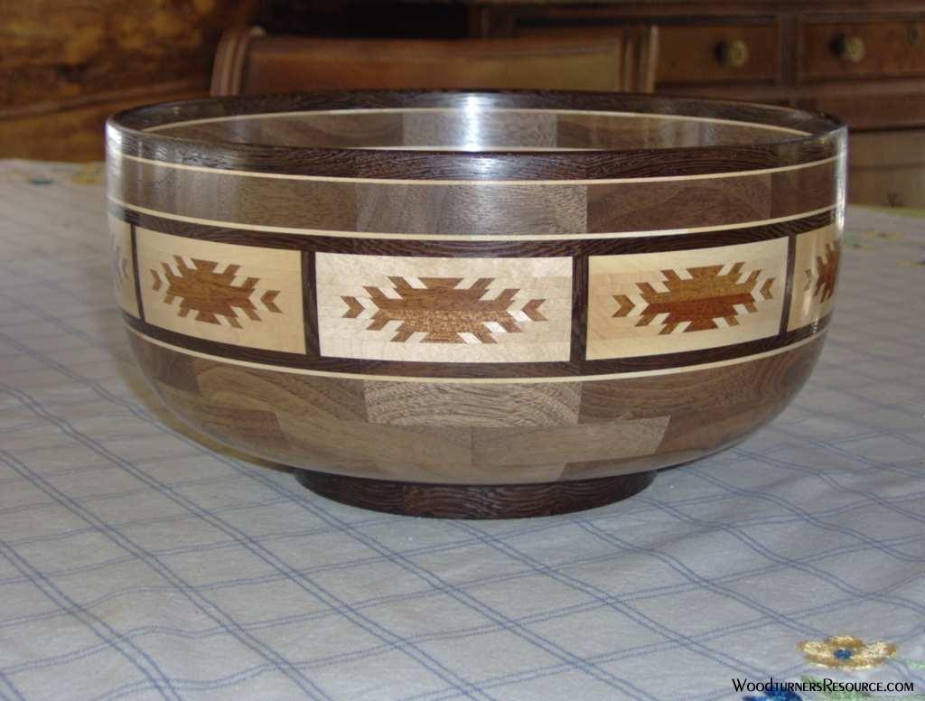 Indian Blanket Bowl