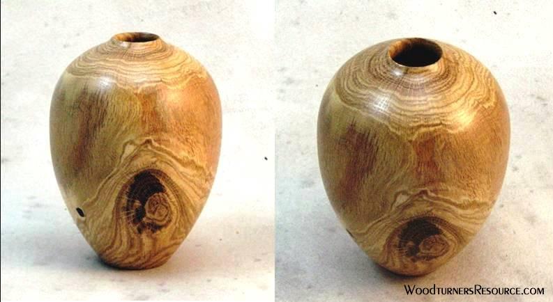 Gambel Oak Hollowform