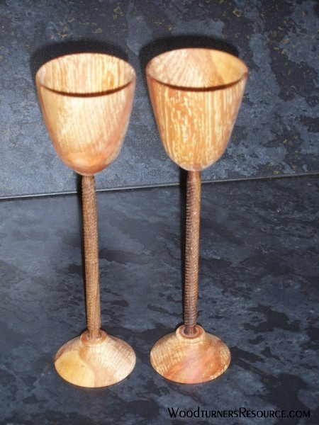Identical goblets
