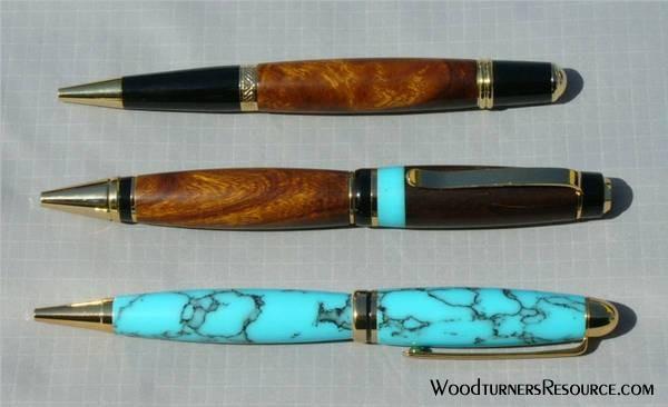 Desert Ironwood & Turquoise