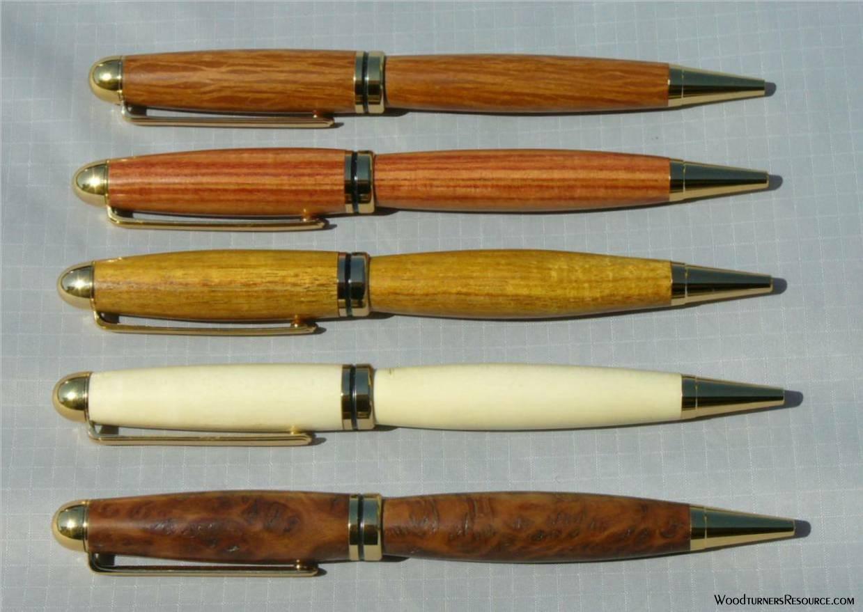 5 Euro/Designer Pens