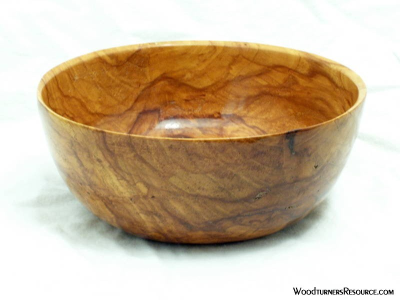 Spalted Pecan Bowl