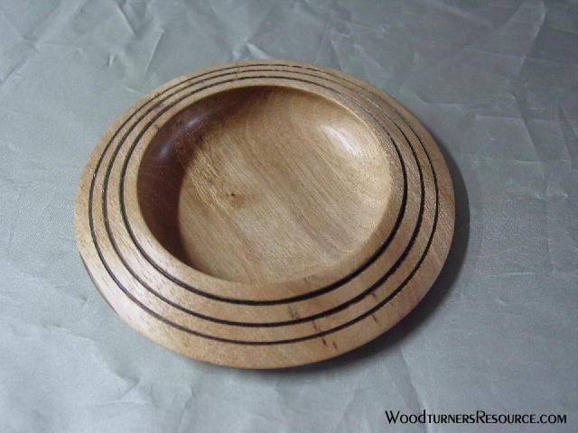 Challenge bowl of Pecan