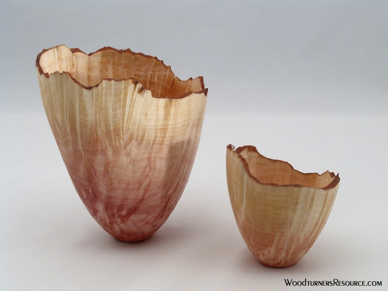 Madrone Cored Bowls