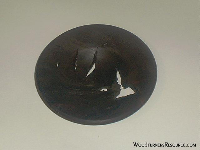 Walnut Plate #1