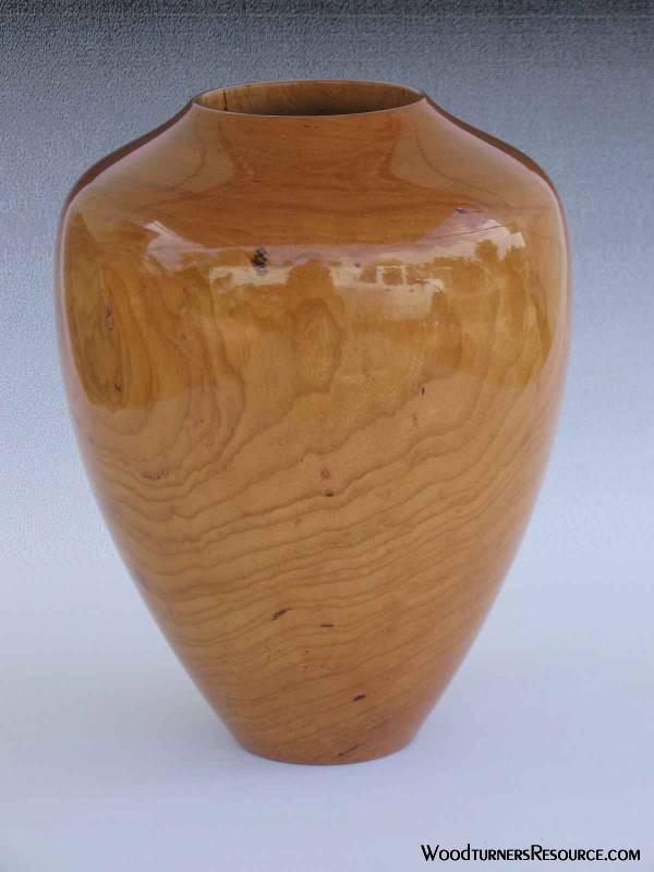 Cherry Vase