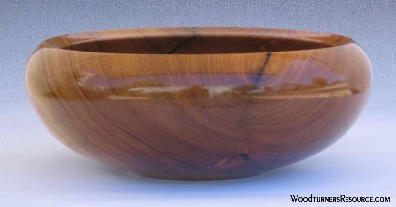 Chilean Mesquite Bowl II