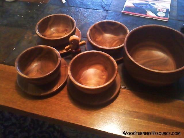 More Elm Bowls