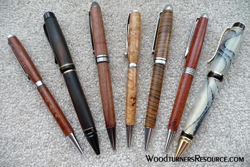 First pens