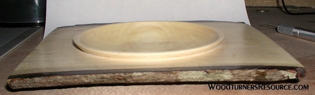 Maple Bowl in a Board, NE