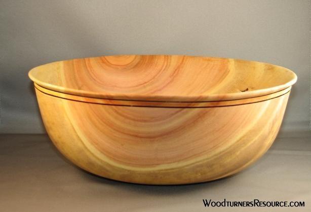 Eucalyptus bowl